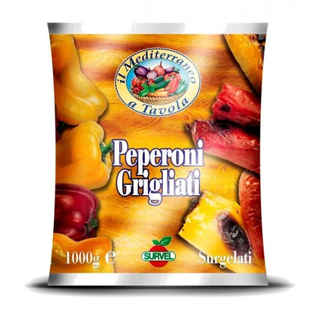 PEPERONI GRIGLIATI SURVEL KG.1