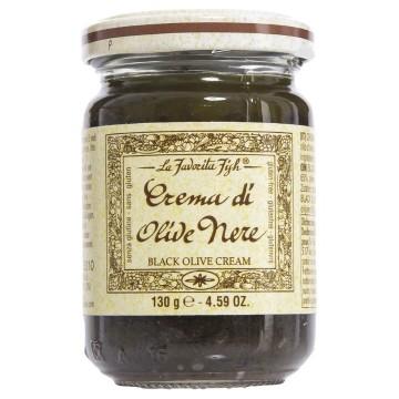 CREMA DI OLIVE NERE GR.180...