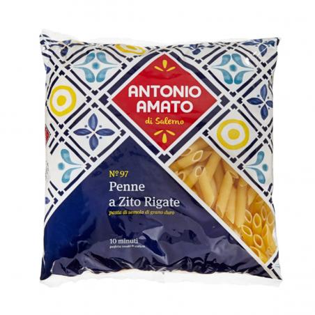 PENNE A ZITO RIGATE 97 AMATO 3 KG