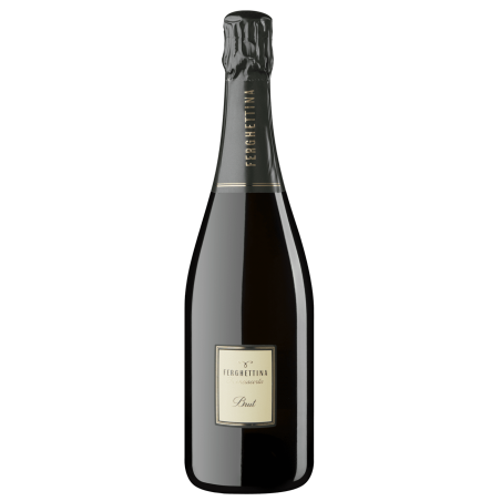 FERGHETTINA BRUT DOCG ML 375
