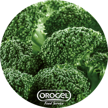 BROCCOLI VERDI ROSETTE...