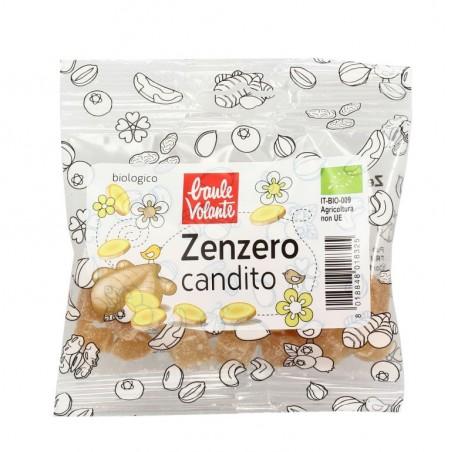 ZENZERO CANDITO 35GR. BIO BAULE VOLANTE