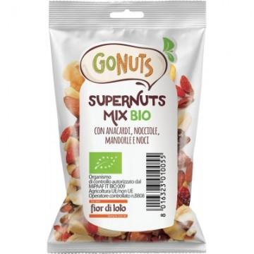 SUPERNUTS MIX GR. 25 BIO